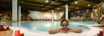 from 155 € /double room/ 2nights(HB, wellness)